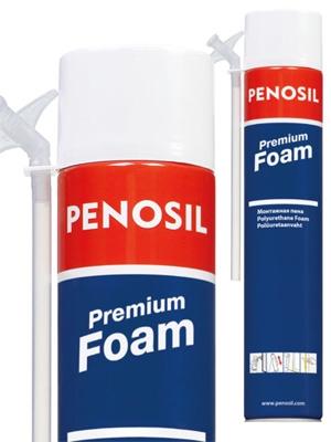 Пена монтажная PENOSIL Premium Foam (340 мл)