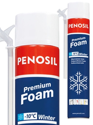 Пена монтажная зимняя PENOSIL Premium Foam Winter