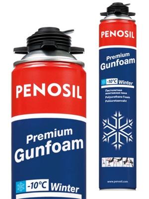 Пена монтажная зимняя PENOSIL Premium Gunfoam Winter