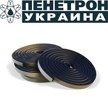 Пенебар - гидропрокладка. Используется для гидроизоляции вводов коммуникаций и холодных швов.
