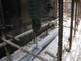 Пенебар. Гидроизоляционный шнур для герметизации проходов коммуникаций и рабочих швов.
