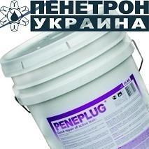 Пенеплаг - моментальная ликвидация напорных течей.
