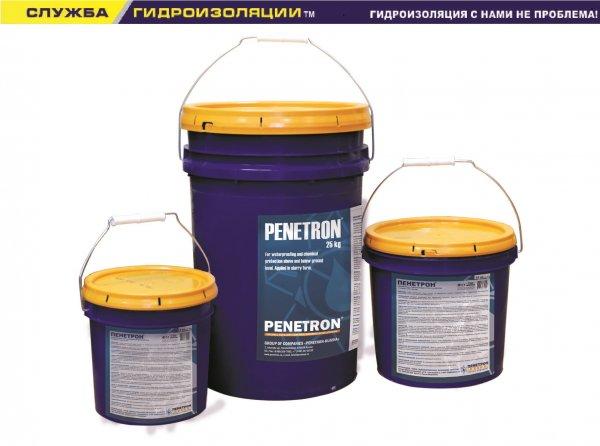 Фото 1 Проникающая гидроизоляция Пенетрон 338313