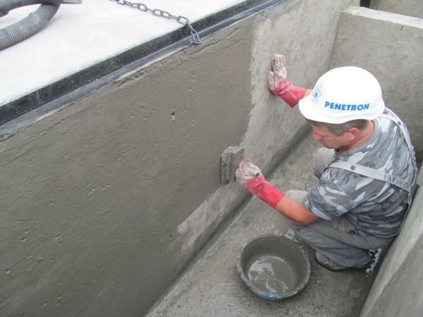 Пенетрон проникающая гидроизоляция для бетона купить бетон в7 5 купить в ростове