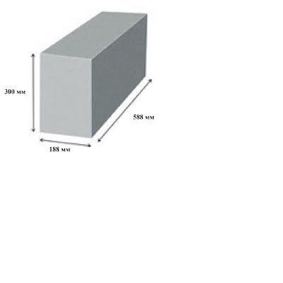 Пеноблок 600*200*300 от производителя. Опт и розница. Доставка и выгрузка