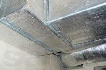Пенофол 2000 ТИП С (8мм)- Отражающая изоляция. Теплоизоляция воздуховодов, изоляция емкостей. Утеплитель
