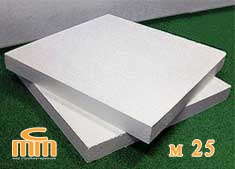 Пенопласт 100(1х0,5) м25