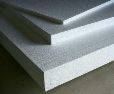 Пенопласт М-25 (1*1) 50мм, упаковка 1м3-20 листов