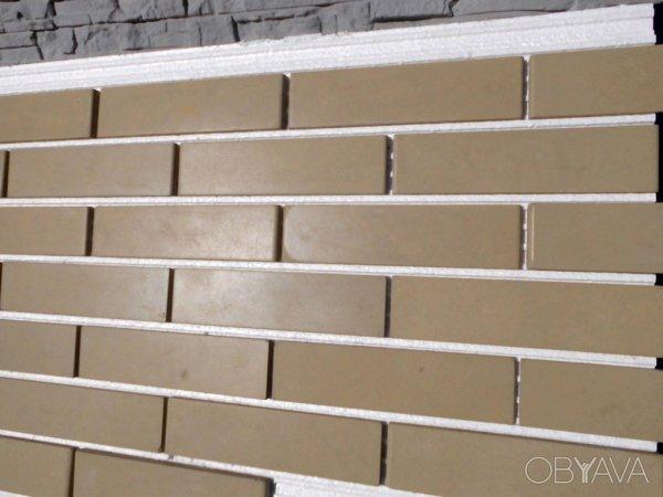 Фото 4 Теплоизоляционные панели из пенополистирола для клинкерной плитки. 340104