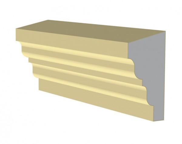 пенопластовый декоративный элемент п003