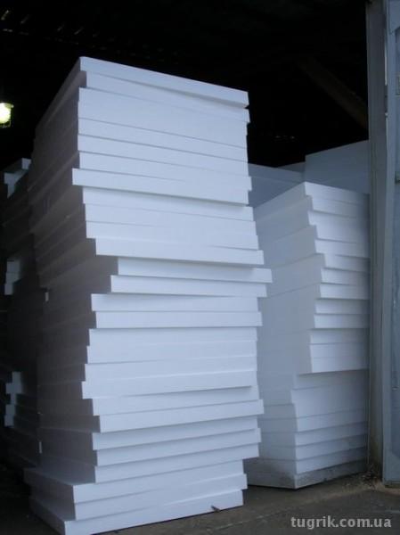 Пенопласт(утеплитель ) м 15 ( 1*1 м ) 20 мм