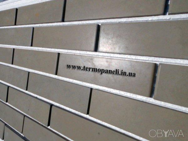 Фото 2 Теплоизоляционные панели из пенополистирола для клинкерной плитки. 340104