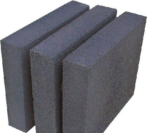 ПЕНОСТЕКЛО от производителя Шостка блочное 600х450 мм, толщина 80 мм