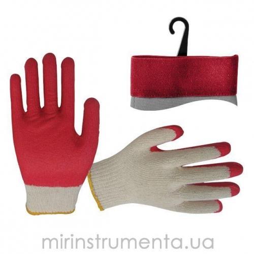 Перчатка хлопчатобумажная INTERTOOL SP-0010