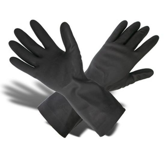 Перчатки КЩС латексные ALTO