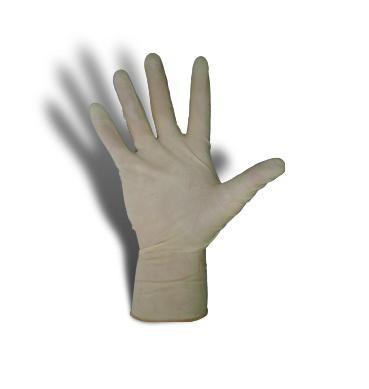 Перчатки латексные тонкие