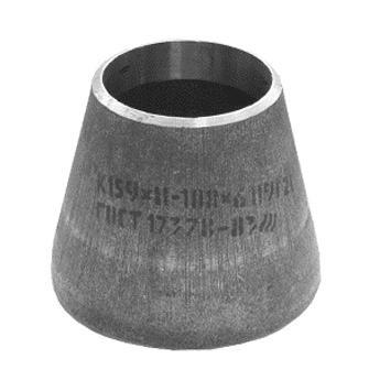 Переход концентр. размер (100*50) 108,0*3,6/60,3*2,9 мм