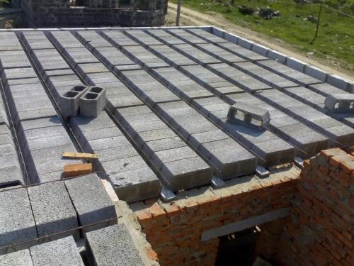Перекрытия TERIVA-идеальное решение при реконструкции в малоэтажном строительстве.