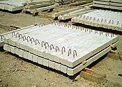 Перемычки 3ПБ - предназначенные для перекрытия проемов в кирпичных стенах зданий различного назначения.