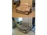 Перетяжка кресла от 450грн.