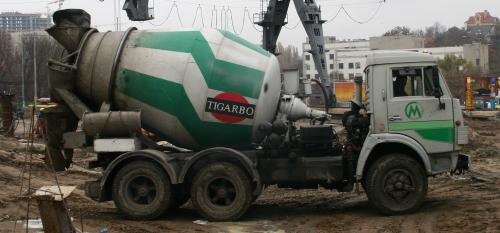 Перевезення розчинів та бетонів власним автотранспортом