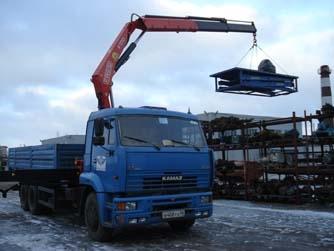 Перевозка плит краном-манипулятором Днепропетровск