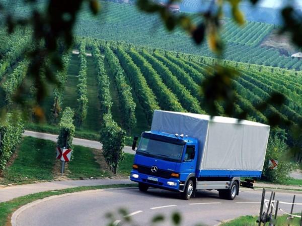 Перевозка сборных грузов из Италии, Германии, Польши
