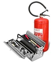 Перезарядка огнетушителей ОП-100(ВП-90)