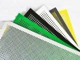 Фото  1 Металлический лист с отверстиями различных форм и видов Предлагаем полимерную порошковую покраску 1912465