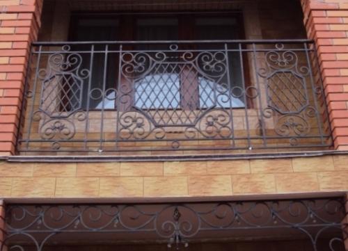 Перила балконы