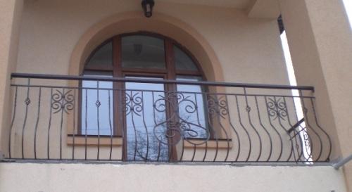 Перила балконов