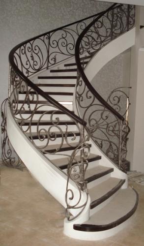 Перила кованые, ограждения лестниц, балкона Консультация и замер - бесплатно.