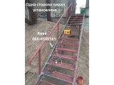 Фото  6 Сварка - монтаж лестницы из стального проката. Киев Материал плюс доставка плюс работа. 277774