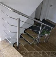 Перила лестниц.