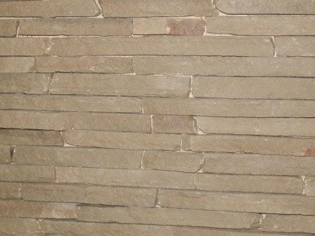 Песчаник Лапша (желто-коричневая, серая). Ширина - произвольная; длина - природной формы; толщина - 10-30 мм.
