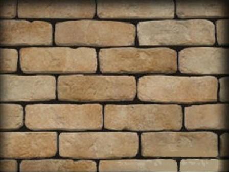 Песчаник Кирпичик окатанный (65х250). Подвергнут искусственному старению. Толщина - 10-30 мм.Цена: договорная.