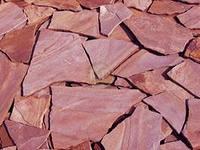 Песчаник (цвет: красный)