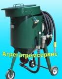 Пескоструйная установка АА100/200 на сто и двести литров комплект , гарантия готов к работе- звоните подскажем