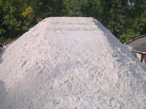 песок белый