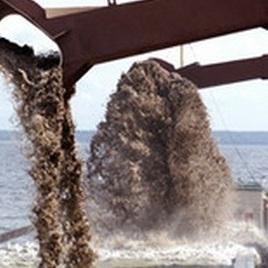Песок Херсонский мелкозернистый мытый в Одессе