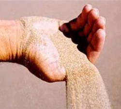 песок мытый кварцевый в мешках , Винница