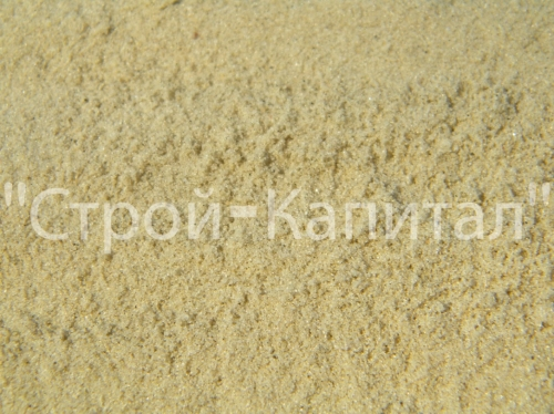 Песок мытый-речной без глины с доставкой по Харькову и области