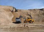 Песок овражный Природный песок — неорганический сыпучий материал с крупностью зерен до 3.5 мм