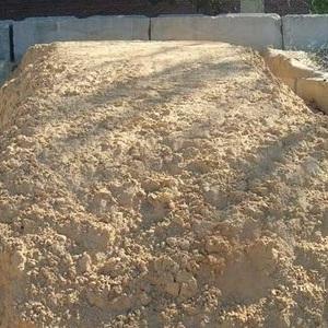 Песок речной 1,5-2,2 мм в Одессе