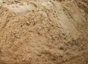 Песок речной, мытый, чистый, без глины. Доставка самосвалами.