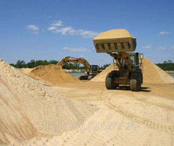 Песок речной мытый модуль крупности 1-1,6 мм.