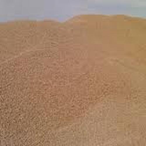 Песок речной (мытый), овражный (карьерный).