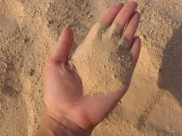 Песок речной мытый. Модуль крупности 0,5-1,5. Навалом, машинными нормами от 5 до 35 тонн.