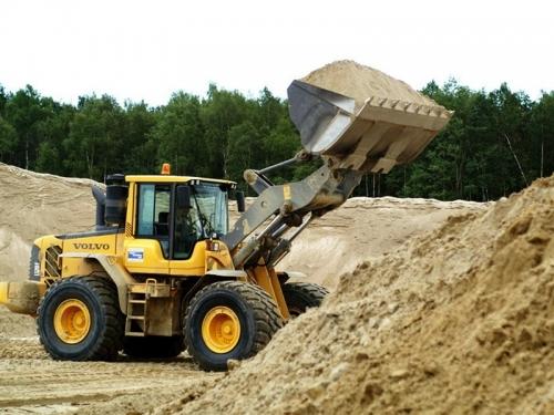 Песок речной, овражный . доставка от 5 тн.