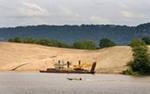 Песок речной Песок является незаменимым материалом на любой стройке.
